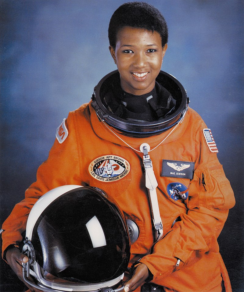 Mae-C-Jemison-First-African-American-Astronaut