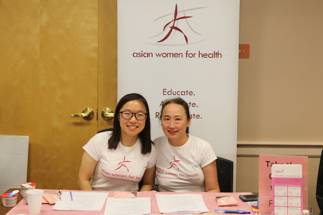 Asian women for Health