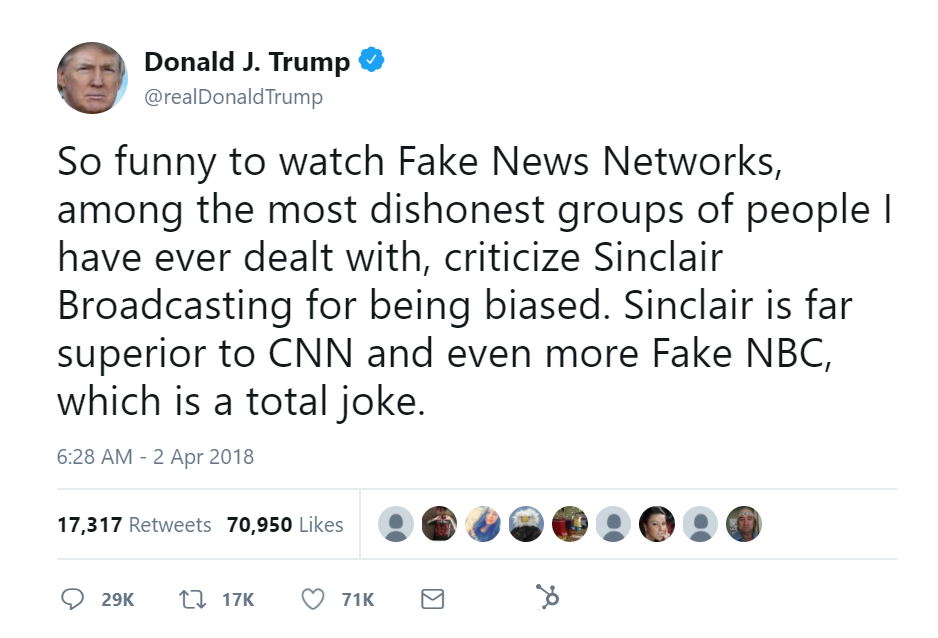 Donald-Trump-Tweet-Sinclair