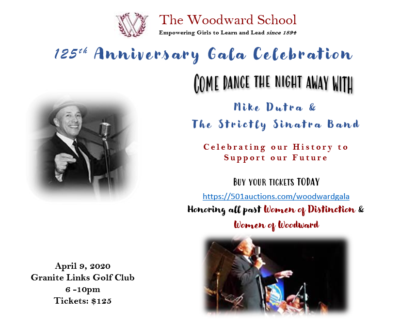 Woodward School for Girls 125 Anniversary
